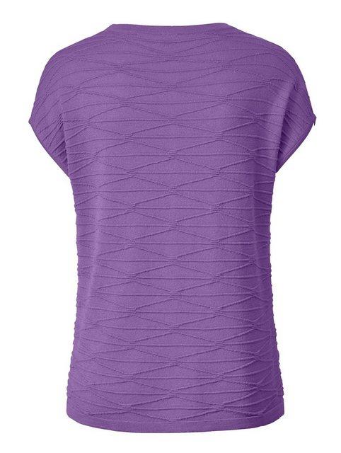 Mona Kurzarmpullover | Bekleidung > Pullover > Kurzarmpullover | Mona