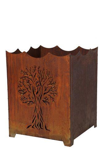 HTI-Line Feuerkorb »Tree«