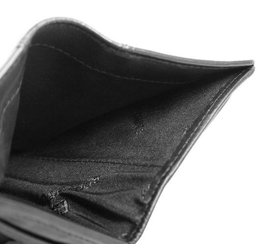 BODENSCHATZ Geldbörse »PRINESS« (1-tlg)  2fach klappbar