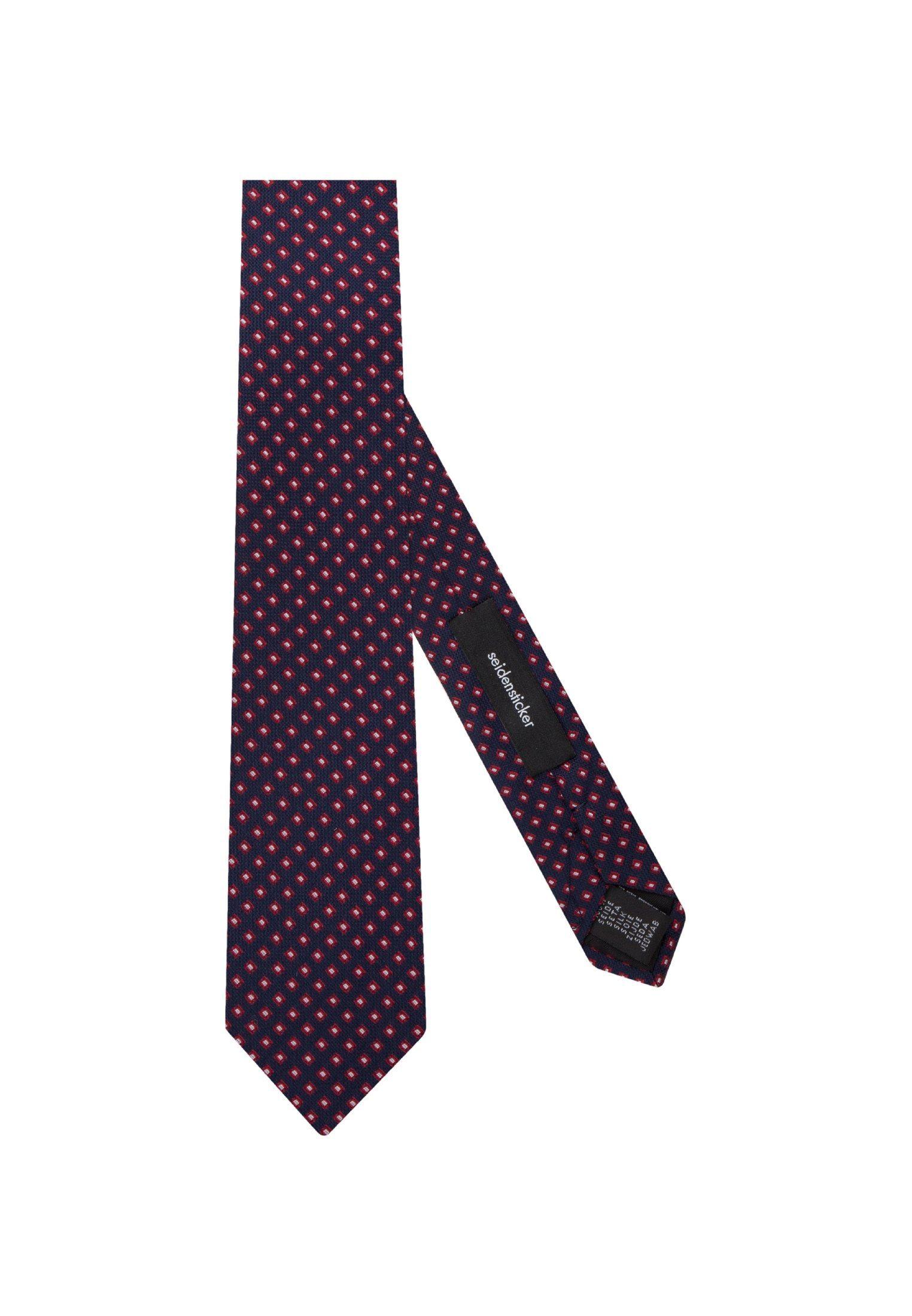 Krawatte Seidensticker Kaufen »schwarze Online Rose«Breit7cmPunkte SMpUzVq