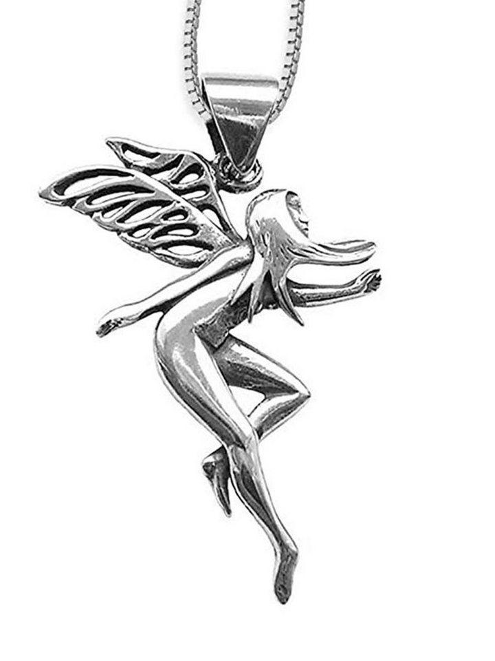 Adelia´s Amulett »Fairy Magick Talisman« Fliegende Elfe - Mut, Selbstvertrauen und Stabilität