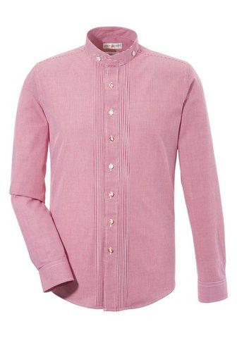 ALMSACH Tautinio stiliaus marškiniai in schmal...