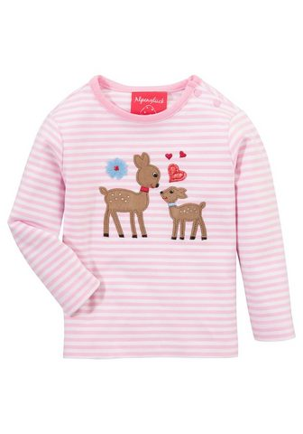 BONDI Marškinėliai Vaikiški su Bambi aplikac...