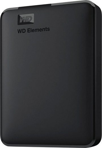 "WD »Elements Portable« externe HDD-Festplatte 2,5"" (2 TB) 5000 MB/S Lesegeschwindigkeit)"