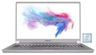 MSI P75 9SE-279DE Creator Notebook »43,9 cm (17,3) Intel Core i7,512 GB , 16 GB«
