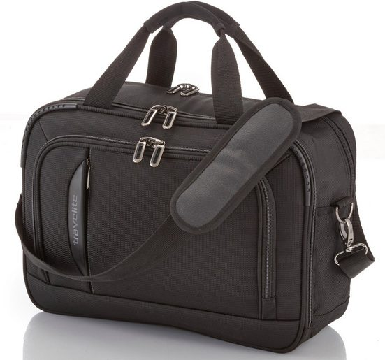 travelite Boardbag »Crosslite, 42 cm, schwarz«