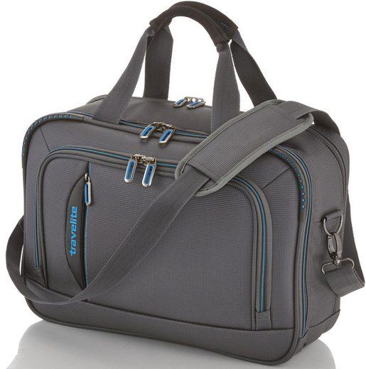 travelite Boardbag »Crosslite, 42 cm, anthrazit«