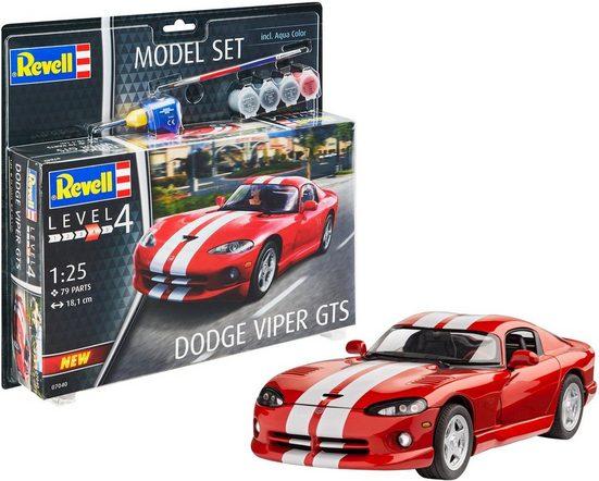 Revell® Modellbausatz »Dodge Viper GTS«, Maßstab 1:25