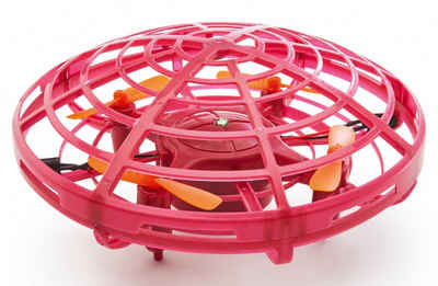 Revell® RC-Quadrocopter »Revell® control, Wurf-Drohne Magic Mover, rot«