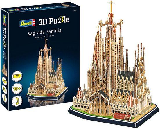 Revell® 3D-Puzzle »Sagrada Familia«, 184 Puzzleteile
