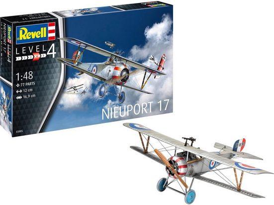 Revell® Modellbausatz »Nieuport 17«, Maßstab 1:48