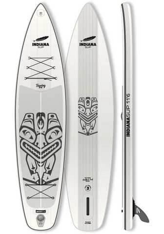 INDIANA PADDLE & SURF Indiana Paddle & Surf Inflatable SUP-B...