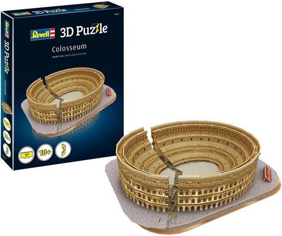 Revell® 3D-Puzzle »Colosseum«, 131 Puzzleteile