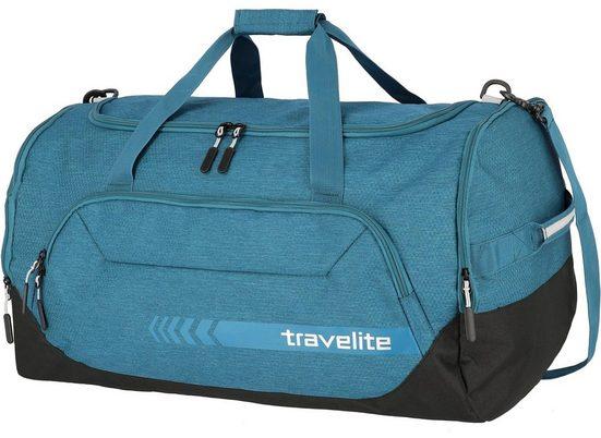 travelite Reisetasche »Kick Off L, 60 cm, petrol«