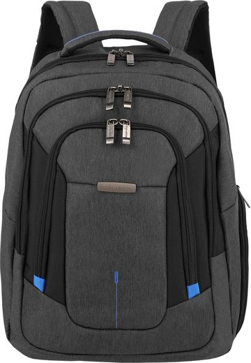 travelite Laptoprucksack »@work, 45 cm, anthrazit«