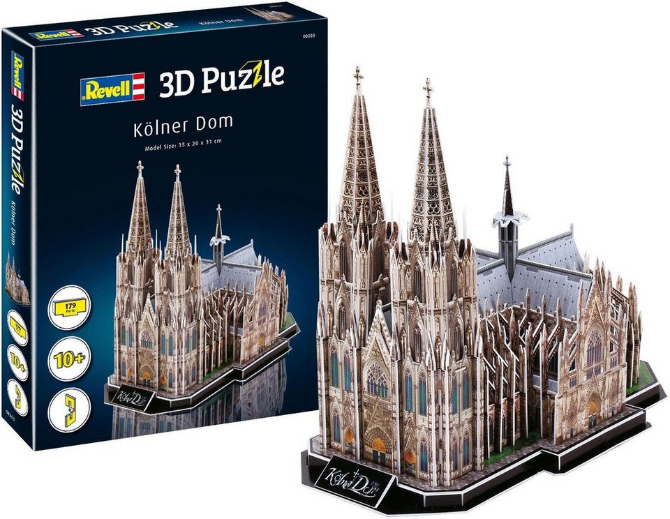 Puzzle Kölner Dom