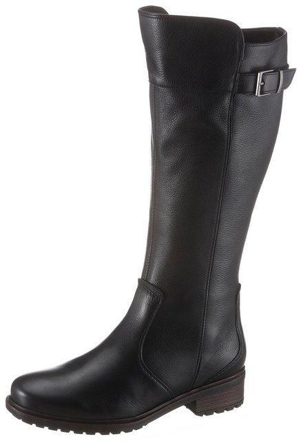 Ara »KANSAS« Weitschaftstiefel mit XL-Schaft, in Used-Optik | Schuhe > Stiefel > Weitschaftstiefel | Ara