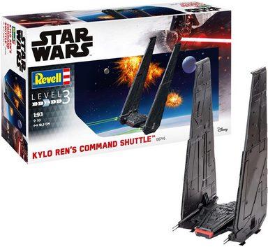 Revell® Modellbausatz »Star Wars Kylo Rens Command Shuttle«, Maßstab 1:93