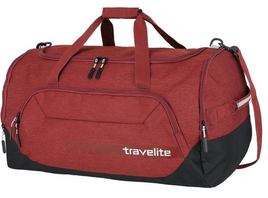 travelite Reisetasche »Kick Off L, 60 cm, rot«