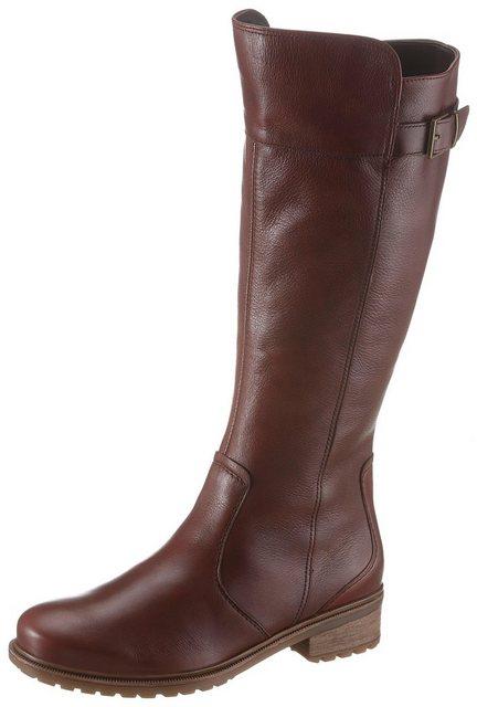 Ara »KANSAS« Weitschaftstiefel mit XL-Schaft, in Used-Optik   Schuhe > Stiefel > Weitschaftstiefel   Ara