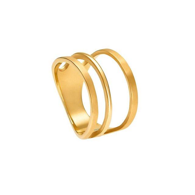 Heideman Fingerring »Unda« (1-tlg), Stapelring | Schmuck > Ringe | Heideman