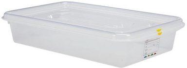 Sunware Vorratsdose »Gastronorm 1/1«, Kunststoff, (Set, 6 tlg)