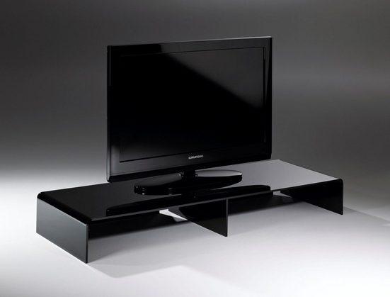 Places of Style TV-Bank »Remus«, aus Acrylglas in drei Farben und drei Breiten