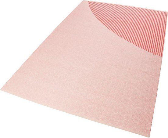 Teppich »East Atlanta«, Esprit, rechteckig, Höhe 5 mm