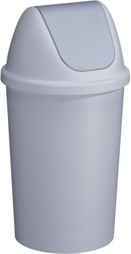 Sunware Mülleimer »Twinga«, Kunststoff, 45 Liter, Schwingdeckel