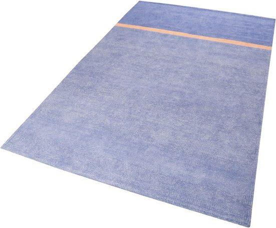 Teppich »Calippo Kelim«, Esprit, rechteckig, Höhe 6 mm, Wohnzimmer