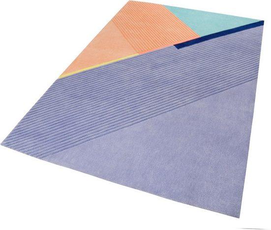 Teppich »XAZ«, Esprit, rechteckig, Höhe 9 mm