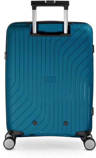Hauptstadtkoffer Hartschalen-Trolley »TXL, dunkelblau, 55 cm«, 4 Rollen   Taschen > Koffer & Trolleys > Trolleys   hauptstadtkoffer