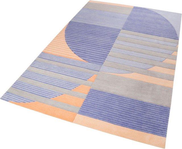 Teppich »Skybase«| Esprit| rechteckig| Höhe 9 mm | Heimtextilien > Teppiche > Sonstige-Teppiche | Polyester | Esprit