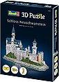 Revell® 3D-Puzzle »Schloss Neuschwanstein«, 121 Puzzleteile, Bild 5