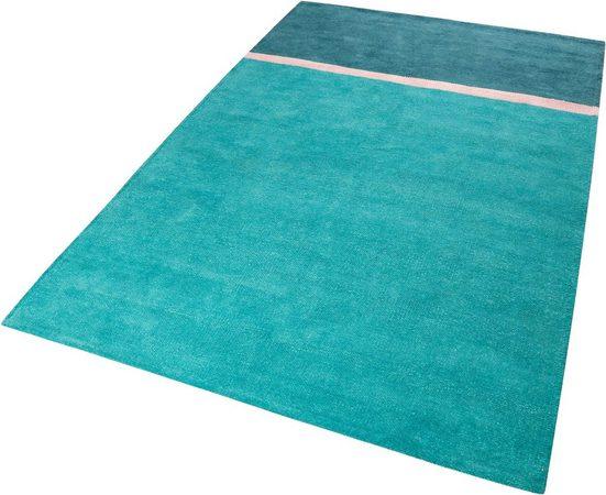 Teppich »Calippo Kelim«, Esprit, rechteckig, Höhe 6 mm