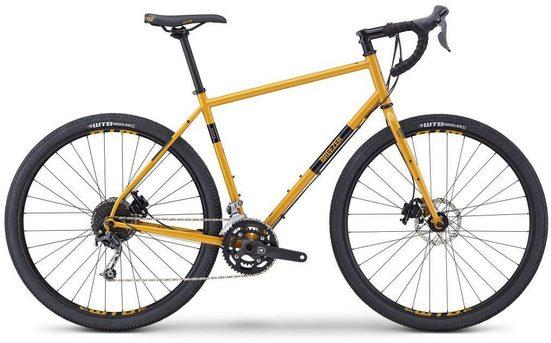 BREEZER Bikes Gravelbike »RADAR EXPERT«, 18 Gang Shimano Deore Schaltwerk, Kettenschaltung