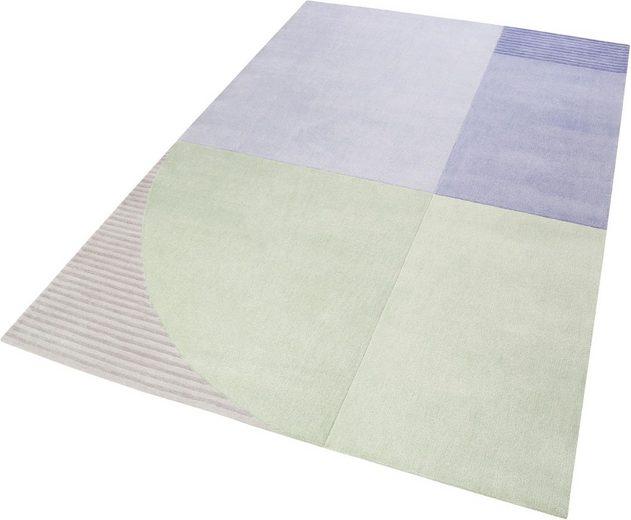 Teppich »Runway«, Esprit, rechteckig, Höhe 9 mm