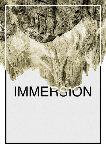 Komar Poster »Immersion Sand«