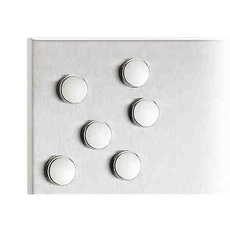 Set: Magnete »Muro«, Blomus (4 oder 6 Stck.)