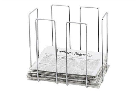 Zeitungssammler, Blomus, »Wires«