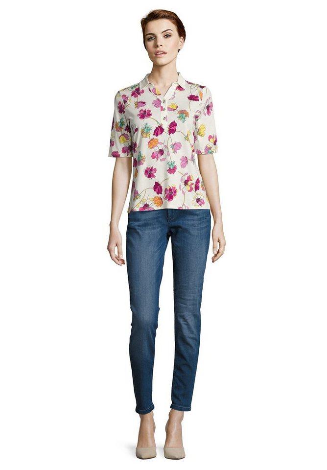 brand new 28171 7f173 Betty Barclay Poloshirt mit Aufdruck online kaufen | OTTO