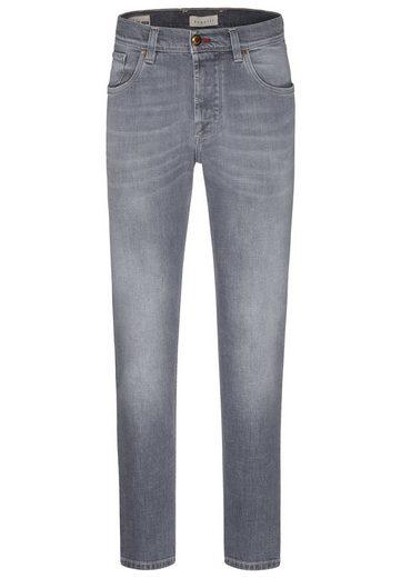 bugatti 5-Pocket-Hose in einem schlanken Schnitt