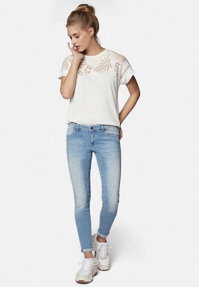 Mavi Ankle-Jeans »LEXY« gekrempelte Ankle Jeans