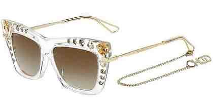 JIMMY CHOO Damen Sonnenbrille »BEE/S«