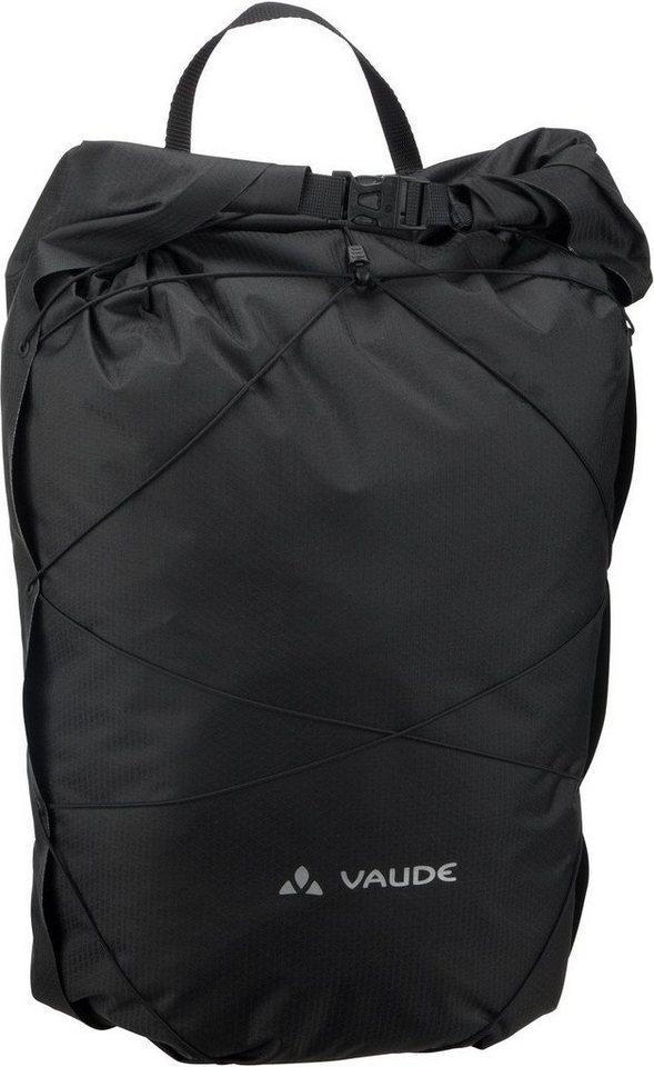 VAUDE Fahrradtasche »Aqua Back Light«   Taschen > Businesstaschen > Fahrrad-taschen Büro   Schwarz   VAUDE