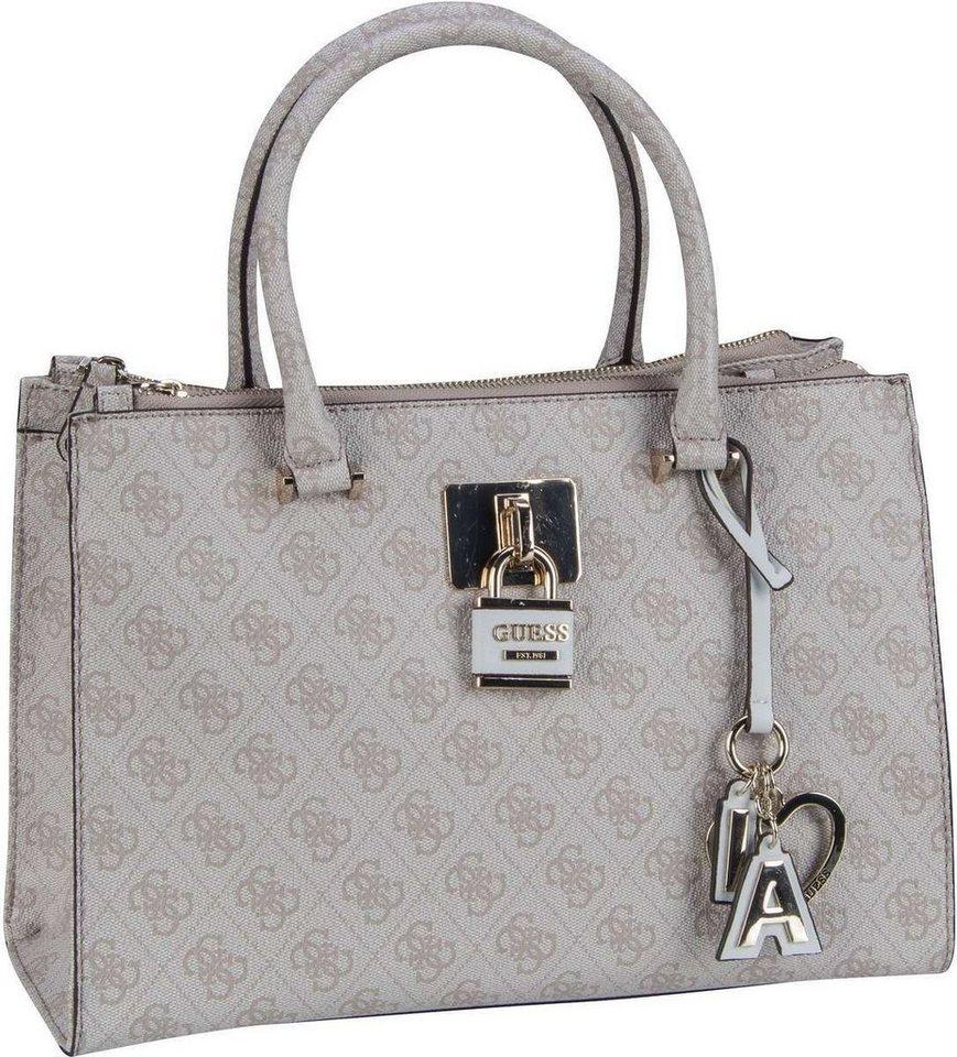 8988bfa1ccb53 Guess Handtasche »Downtown Cool Status Satchel«