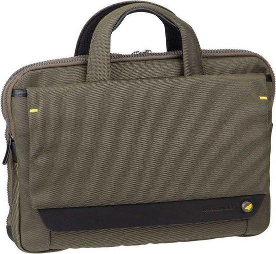 Mandarina Duck Aktentasche »Mr. Duck Briefcase Slim STC03«