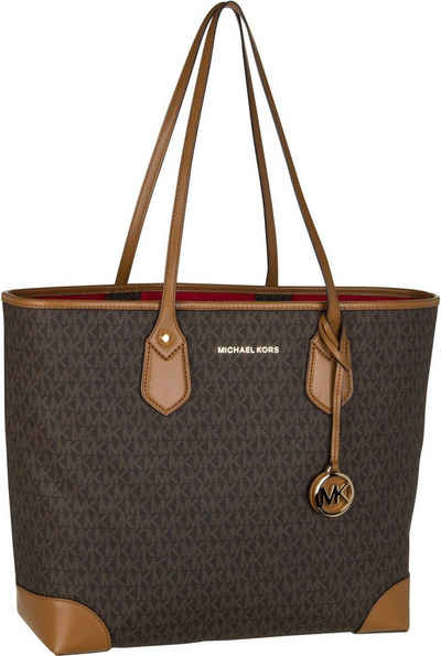 174e4e02692953 MICHAEL KORS Shopper »Eva Large Tote MK Signature«