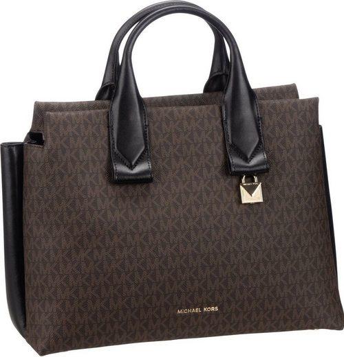MICHAEL KORS Handtasche »Rollins Large Satchel MK Signature«