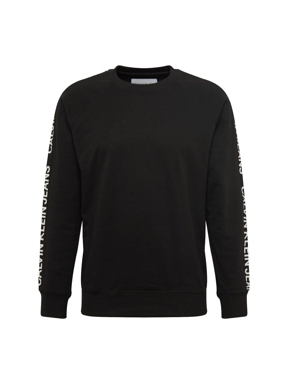 Calvin Klein Sweatshirt »INSTIT SIDE STRIPE CREW NECK« online kaufen | OTTO